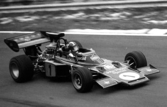 Picture: JPS Lotus '72