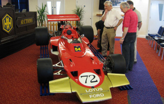 Picture: A Lotus '72